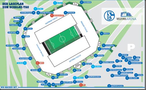 Schalke-Tag plan