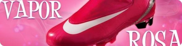 Nike Mercurial Vapor Rosa