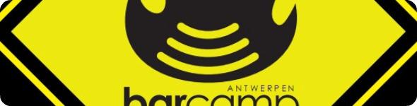 Barcamp Antwerp 1
