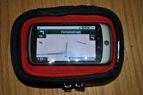 Covertec GPS Rider Case