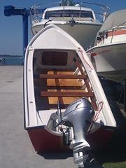 bootje varen