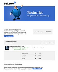 Bol.com phishing alert!